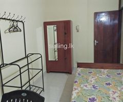 A room for rent at kohuwala
