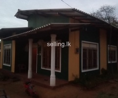 HOUSE WITH LAND IN KAKIRAWA ANURAHDAPURA