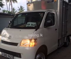 TOYOTA TOWNACE TRUCK DX GRADE 2015 WHITE.