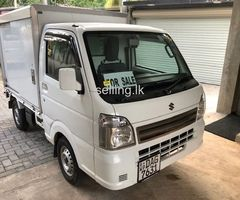 SUZUKI CARRY TRUCK CUSTOM GRADE 2017/11 WHITE.