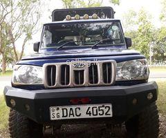 Mahindra bolero maxi truck plus 2015