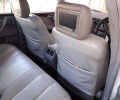 Mercedes Benz E220 (w210) 2001
