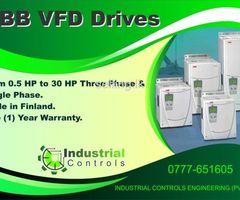 ABB VFD Drive