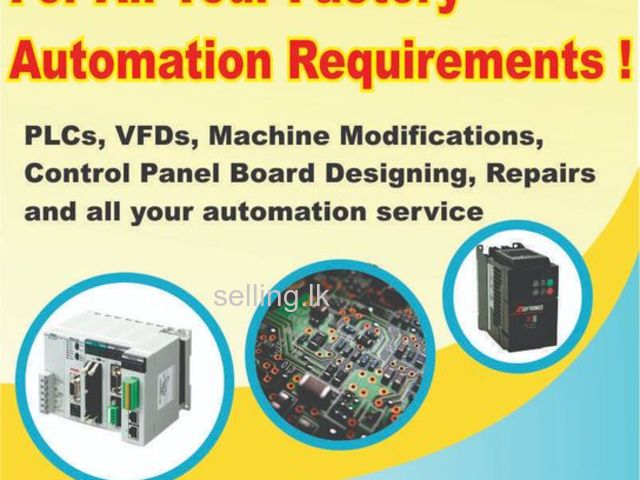Electronics Repairs For Factories