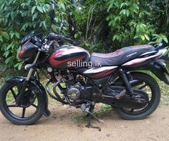 Bajaj Discover 125 (2014)Disc Break