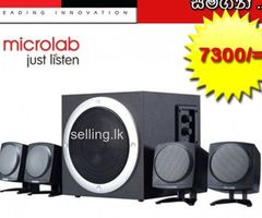 MICROLAB 4.1 SUBWOOFER