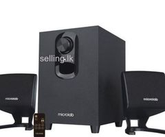 MICROLAB BLUETOOTH SUBWOOFER