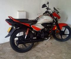 HERO E SMART 2015 MOTORBIKE FOR SALE