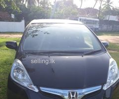 Honda Fit GP1 2012
