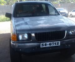 Isuzu Cab 1994