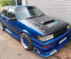 Toyota Corolla EE 80