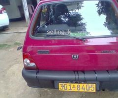 Suzuki maruti 800 Car For Sale