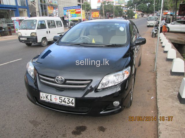 Toyota Corolla 141 for Sale