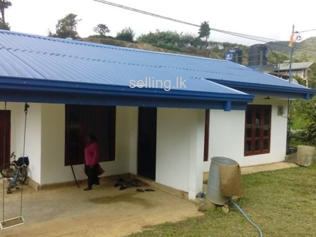 new house for sale in Nuwara eliya