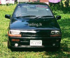 Mitsubishi Lancer 1988 Registered (Used) Car