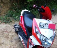 Honda Dio 2015 December