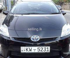 Toyota Prius ZVW30 S - 2011