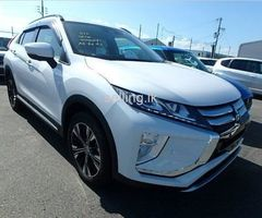 Mitsubishi Eclips Cross 2018 for Permit