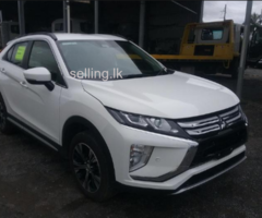 2019 Mitsubishi Eclips Cross Exceed Permit