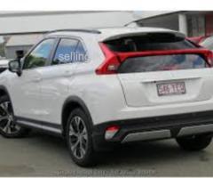 2019 Mitsubishi Eclips Cross Exceed Permit