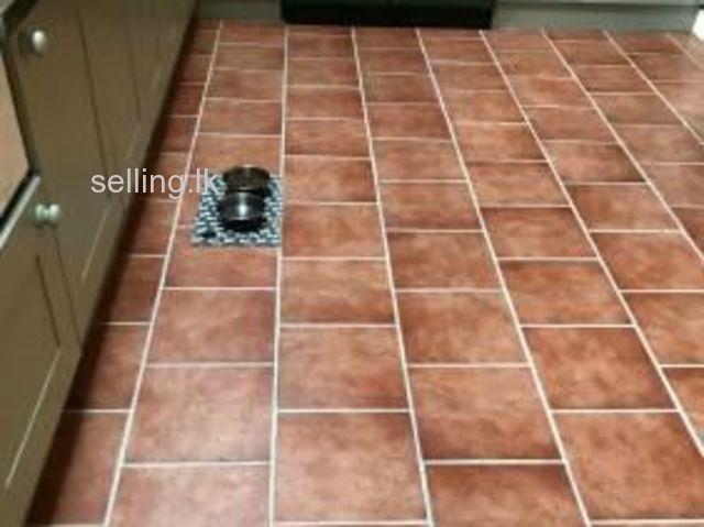 Tiles. washing service