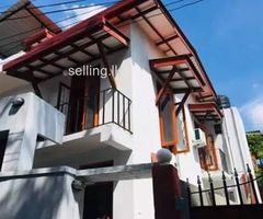 2store house for sale in rathmalana