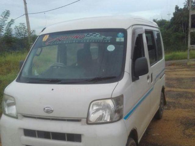 Hijet van 2012 for sale