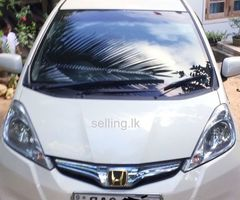 Honda fit 2016 reg. car for sale in Kundasale