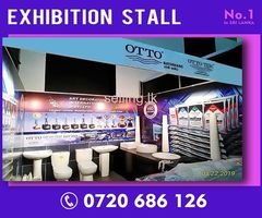 Exhibition Stall Builders in Sri Lanka