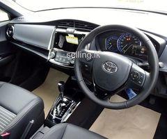 Toyota Axio NKE165 WXB 2018