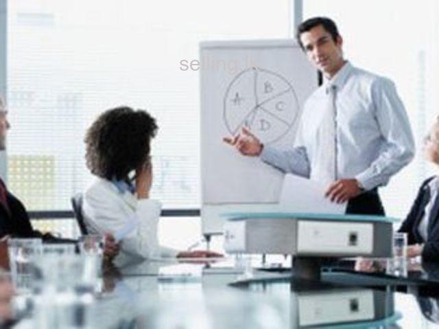 provide corporate training programmes