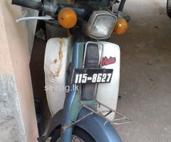 Yamaha mate 50 bike for sale