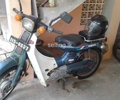 Yamaha mate 50 bike for sale