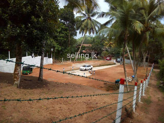 Thalagaha - Wijayananda Mawatha land for sale