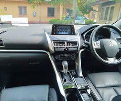 Mitsubishi Eclipse cross 2WD 2018