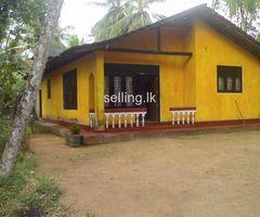 Payala home and land