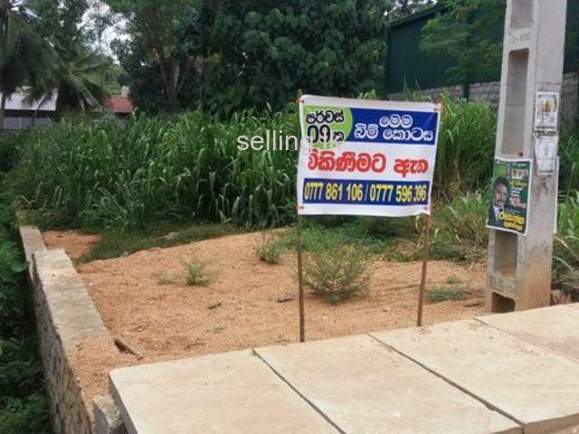 Land in Narammala