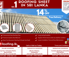 Rhino Roofing Sheets