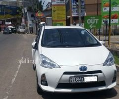 Toyota Aqua 2014 Car for Sale