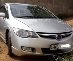 Honda civic FD3 2007