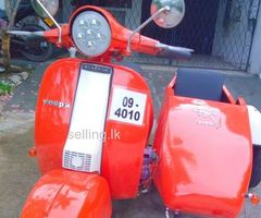 VESPA Sooters For Sale