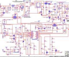 Laptop motherboard schematic diagrams