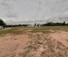 Bare land for sell in wattala