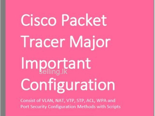 Cisco Packet Tracer Major Practicals Ebook