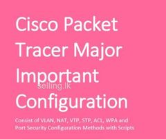 Cisco Packet Tracer Major Practicals Ebook