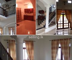 Valuable Fully Tiled 3 Bedrooms 2 Storied new Separate House Kotte