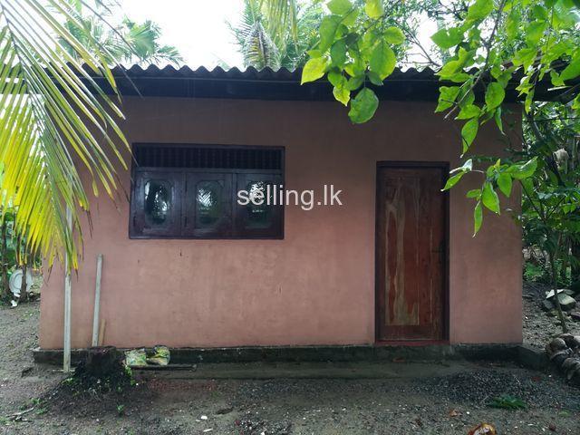 Small House for Rent at Piliyandala