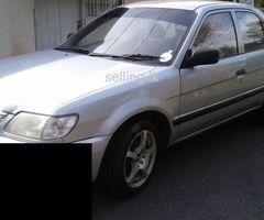 Toyota soluna For sale