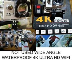 wide angle waterproof camera