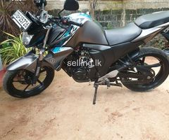Fz S Yamaha bike For Sale Negombo